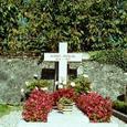 オードリーヘップバーンの墓